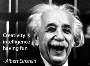 Einstein_CreativityisIntelligenceHavingFun