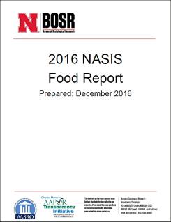nasis-food-report